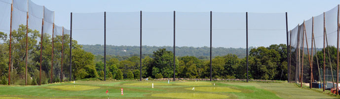 Driving Range Installation